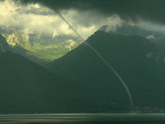 water spout (zenog) Tags: weather realtime waterspout mywindow trombadgua