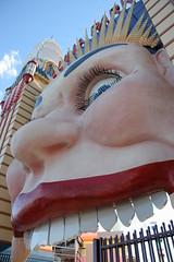 Luna Park, Sydney (nospuds) Tags: face lunapark sydney funpark themepark
