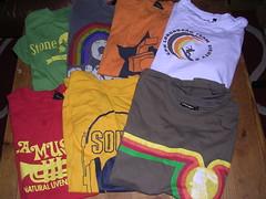 My Seven T-shirts