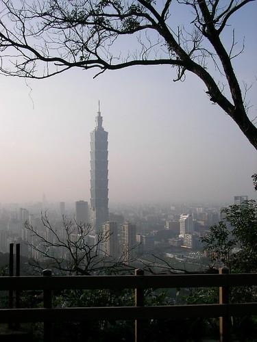 Taipei 101 indeed :)