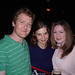 louise w her cousin Lisa Hannigan and Glen Hansard