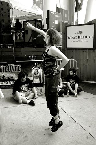 Dance hippie dance