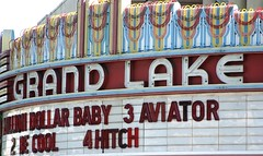 I Like My Sugar Sweet (Thomas Hawk) Tags: california city 2 usa baby lake 3 america movie marquee oakland cool theater neon unitedstates theatre unitedstatesofamerica 4 grand becool dollar be million eastbay aviator hitch movietheater grandave milliondollarbaby grandlaketheater grandavenue