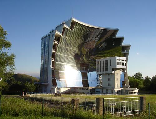 Solar Furnace France @CNRS