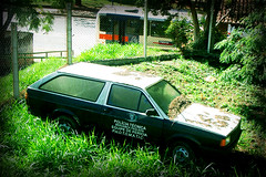 Viatura (Gabriel Cavedon) Tags: 2005 brazil 15fav brasil lomo policecar fakelomo viatura cavedon