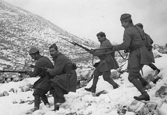 #Greek soldiers on the move during the Greco-Italian war, 1940 [2398x1660] #history #retro #vintage #dh #HistoryPorn http://ift.tt/2h9jz9s (Histolines) Tags: histolines history timeline retro vinatage greek soldiers move during grecoitalian war 1940 2398x1660 vintage dh historyporn httpifttt2h9jz9s