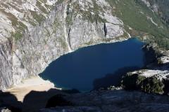Azure Lake(1) (Alpine Climber) Tags: cascademountainrange northcascades washington state usa picketrange terrorbasin