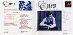 glenn gould plays bach -from my collection- (bwv 1017) Tags: music art bach classics classicmusic glenngould johannsebastianbach