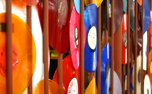 Vinyl Fetish