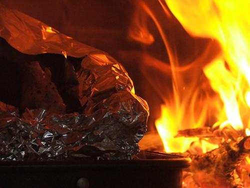 Wood-Fired Oven Roast Turkey