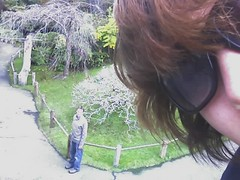 Paul and me in the Japanese Tea Gardens