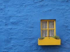 kinsale window (prulikowski) Tags: kinsalae catchy colors cit trips