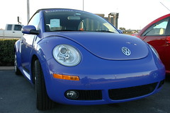 My purple dream car (Citizen Rob) Tags: purple car volkswagen