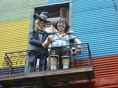 Maradona, Buenos Aires, Argentina by hanneorla