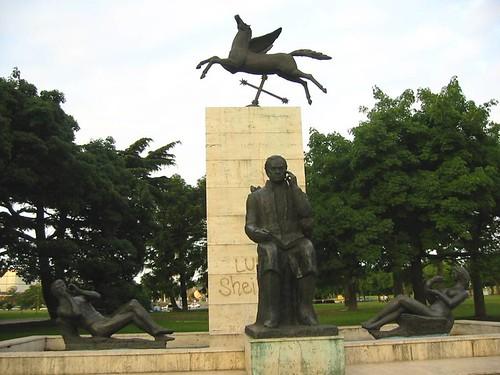 Parque, Recoleta, Buenos Aires, Argentina