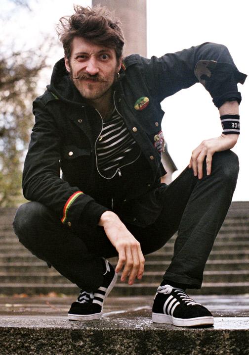 Eugene Hutz - Gogol Bordello