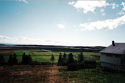 Albert Co Farmland by Shepody Boy, on Flickr