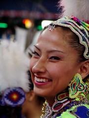 Dancer (pooyan) Tags: pooyantabatabaei pnvp canada 2005 toronto peopleinthenews generalnews festival carnival aborginal