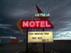 La Mesa Motel, Santa Rosa NM