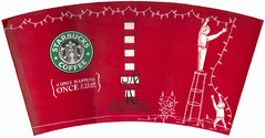 Starbucks 'Red Cup' 2005 (lights)