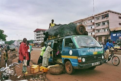 de Conakry a Katon