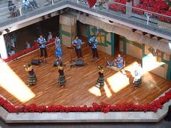 Hula recital (Palila) Tags: hula shoppingcenter alamoana hawaii beach beachpark