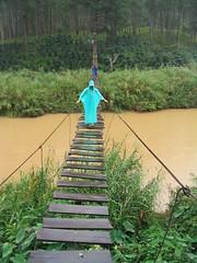 Hiking in Dalat, Vietnam