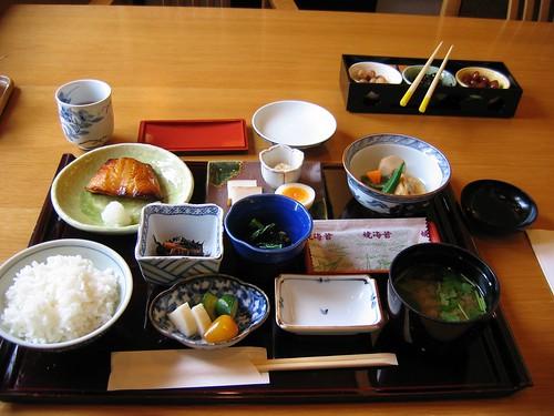 El desayuno en Japón 71081672_d060814a66