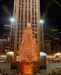 Christmas Tree @ Rockefeller Center