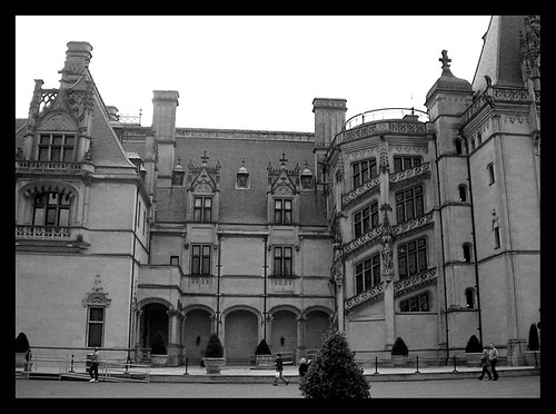 Biltmore Estate Mansion