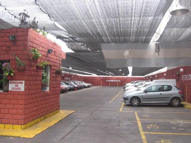 S for San Telmo Parking