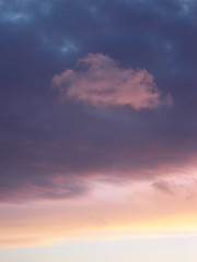 Nice sunset light on clouds (YnR) Tags: pink sunset sky cloud colors clouds portland bestof view place places 4print notpicked ynr ynrbestof 4book awesomeuniquetagfordownload