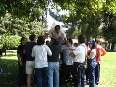 Liderazgo y Trabajo en Equipo Santiago