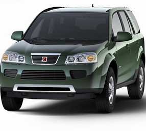 saturn vue hybrid auto car
