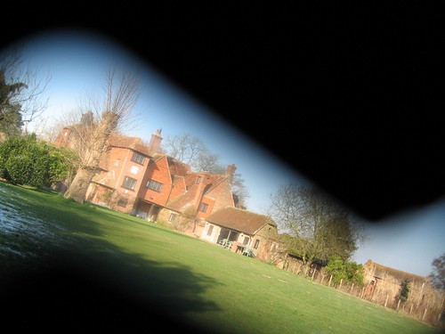 Broken Lens Barrier - image by Flckr user nick farnhill