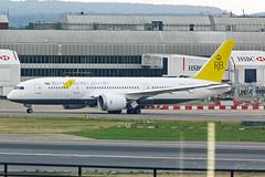 Royal Brunei Airlines Boeing 787 V8-DLC (Sam Pedley) Tags: v8dlc 787 boeing dreamliner b788 boeing787 royalbrunei royalbruneiairlines heathrowairport heathrow lhr egll bi98 bi rba terminal2