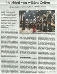 Bericht Jahreskonzert 2016