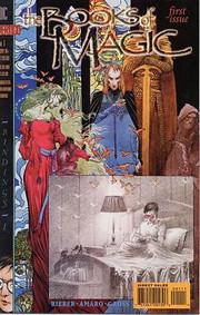 Vertigo Comics Los libros de la magia