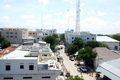 クイズ 世界地図クイズ : Bakara Market Mogadishu Somalia