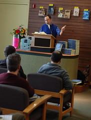 Scott Rosenberg (Steve Rhodes) Tags: sanfrancisco scott reading book media books bookstore software salon staceys opensource chandler journalism nonfiction coding bookstores rosenberg scottrosenberg reporting dreamingincode osfaf upcoming:event=137754