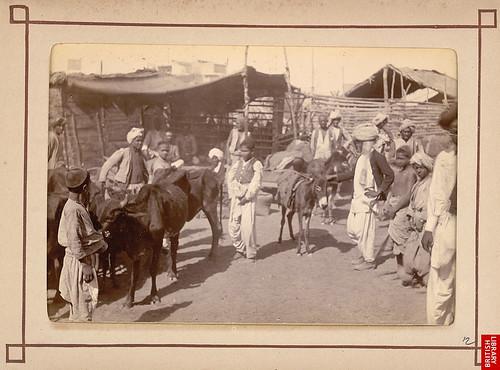 Trans-Lyari Market