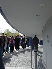 Opening Day Queue at GLA
