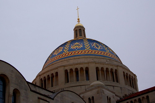 January 26, 2007- Basilica of the National Shrine of the Immaculate Conception