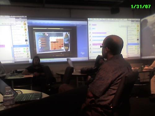 Rich Gossweiler in CTIN 511 (1/2007)