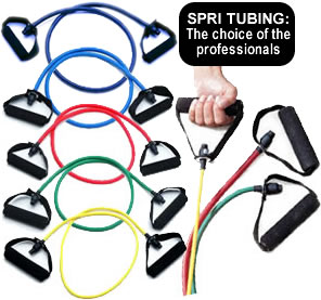SPRI tubes