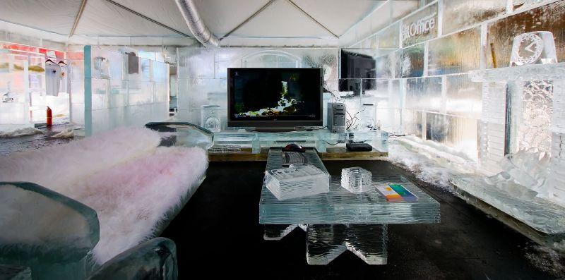 Microsoft's Digital Ice House, Toronto, Ontario, Canada