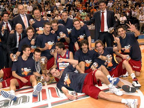 FC Barcelona, Campeón de la Copa del Rey de Baloncesto 2007