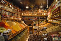 Spice World (Dave Schreier) Tags: shop fruit bravo nuts morocco spices dates moroccan abigfave aplusphoto travelerphotos favedbravo