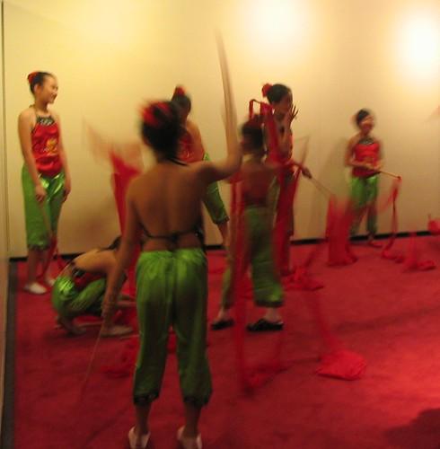 Asian Festival Dancers