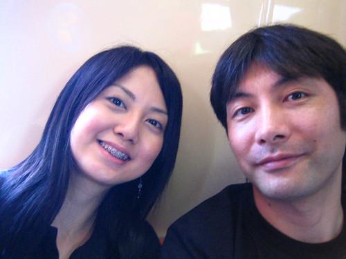 me & Shinji
